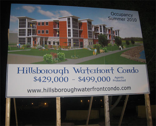 Hillsborough Waterfront Condos