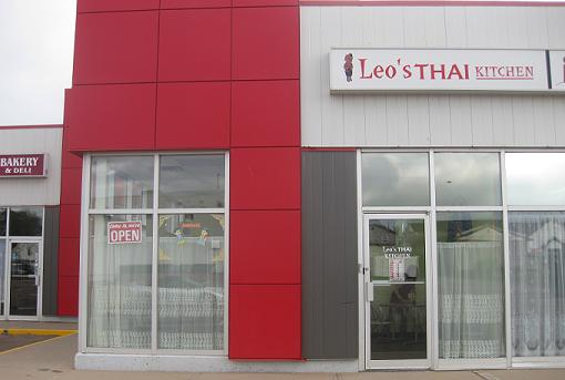 Leo's Thai Kitchen at 375 University Avenue